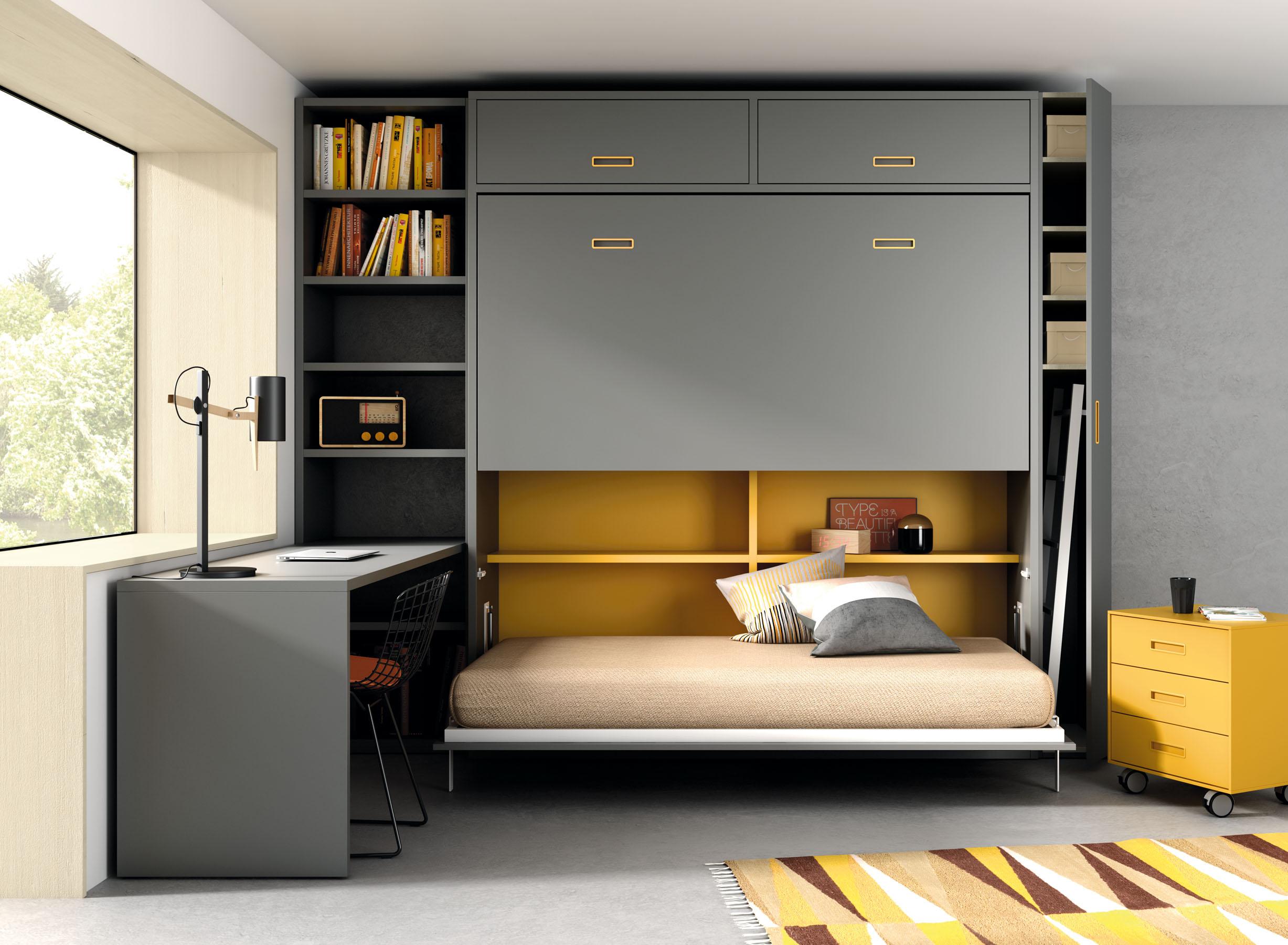 Paco tejeda camas abatibles for Bautista muebles y decoracion